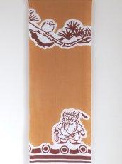 画像3: 京都手ぬぐい 鍾馗さん (3)