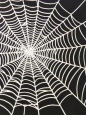 画像2: 手ぬぐい 蜘蛛 (2)
