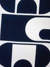 画像2: 藍捺染手ぬぐい OSAKA (2)