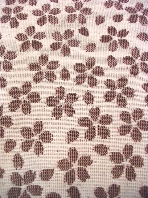 画像2:  【ラスイチ!】【お買い得 40%OFF】 スマートフォン巾着 桜 桜鼠