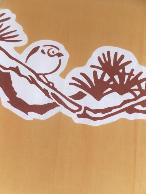 画像2: 京都手ぬぐい 鍾馗さん