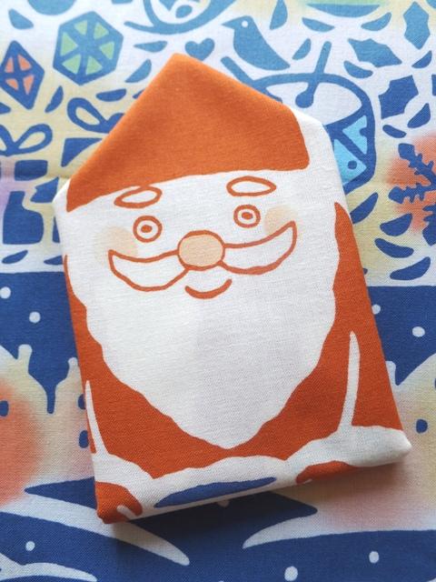 画像4: 手ぬぐい サンタの配達