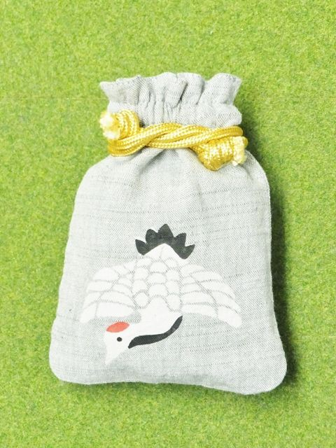画像1: 守袋 鶴 (1)