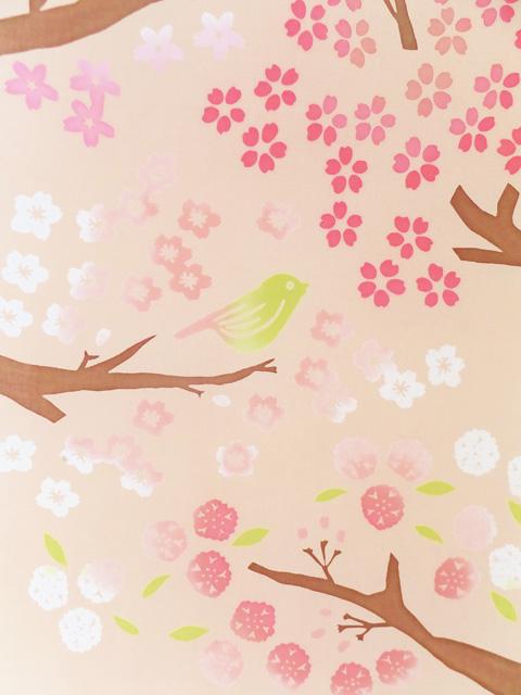 画像2: 手ぬぐい 見上げ桜