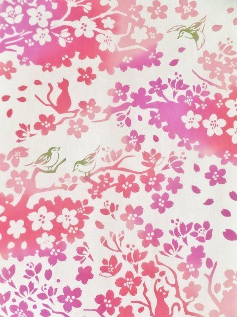 画像2: 手ぬぐい 富士見桜