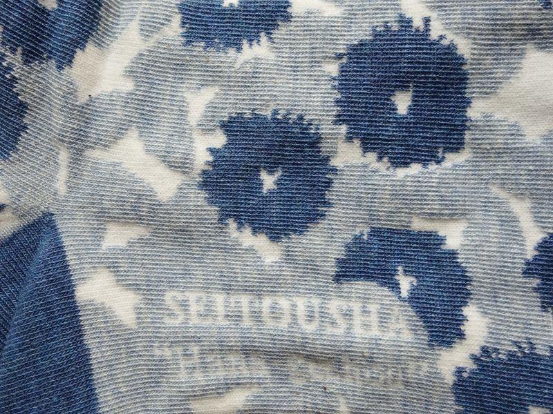 画像3: 星燈社の丸編み靴下 花化粧