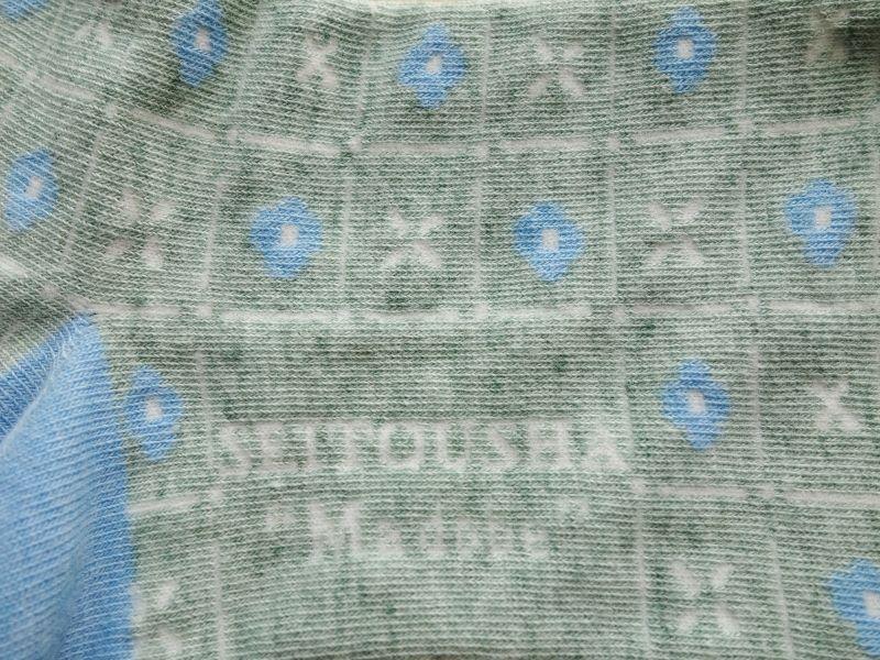 画像3: 星燈社の丸編み靴下 窓辺