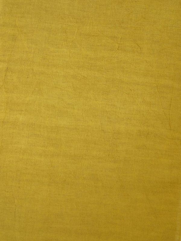 画像2: 綿麻手ぬぐい 黄