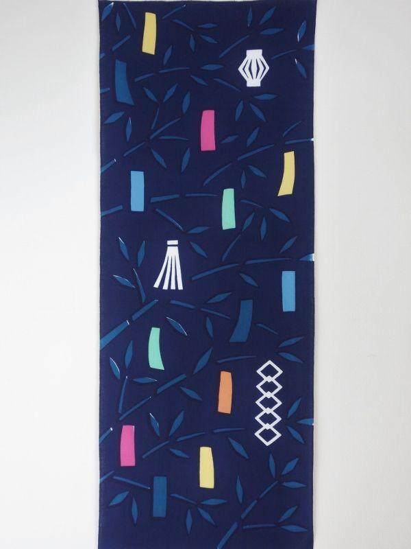 画像3: 手ぬぐい 笹飾り
