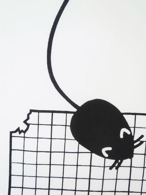 画像1: 手ぬぐい マウス (1)