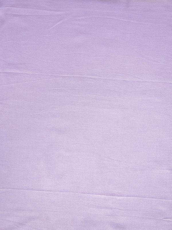 画像1: 無地手ぬぐい 薄紫 (1)