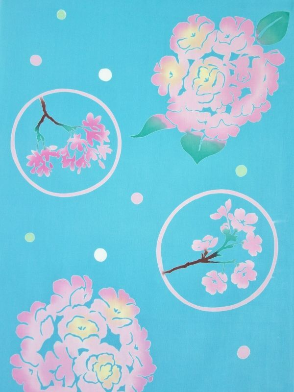 画像1: 手ぬぐい spring bloom (1)